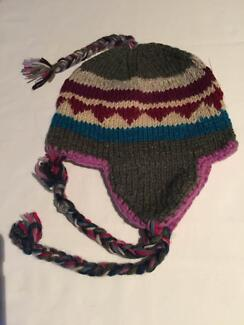 Nepalese knitted hats and scarves Tacoma Wyong Area Preview