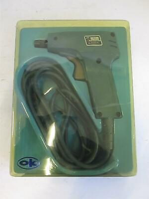Ok Electric Wire-wrapping Tool Ew-8 New