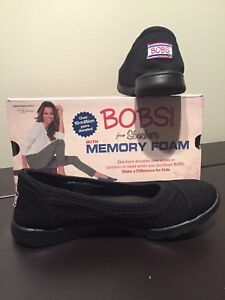 BOBS Memory Foam Shoes