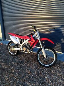 CRF450R Bairnsdale East Gippsland Preview