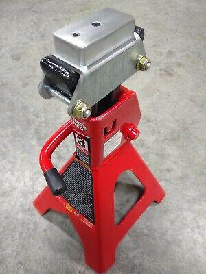 Jack stand Adapters BMW MINI GTR Mercedes fits Torin Big Red Torin & Black jack
