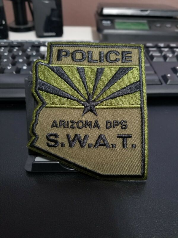 Arizona Department of Public Safety SWAT Police Patch