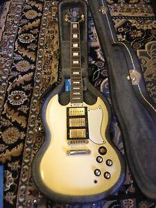 Epiphone SG Les Paul Custom