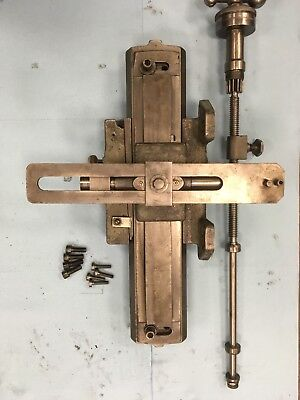 Leblond Regal 13 Round Head Metal Lathe Taper Attachment Assembly No Clamp