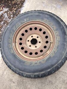 Chevy or GMC spare tire