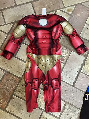 Iron Man Dress Up Costume Age - Iron Man Dress Up 2