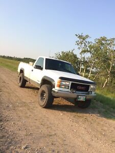 1995 Gmc c1500 2wd lifted
