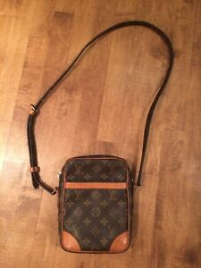 Louis Vuitton Danube 21 messenger and crossbody bag