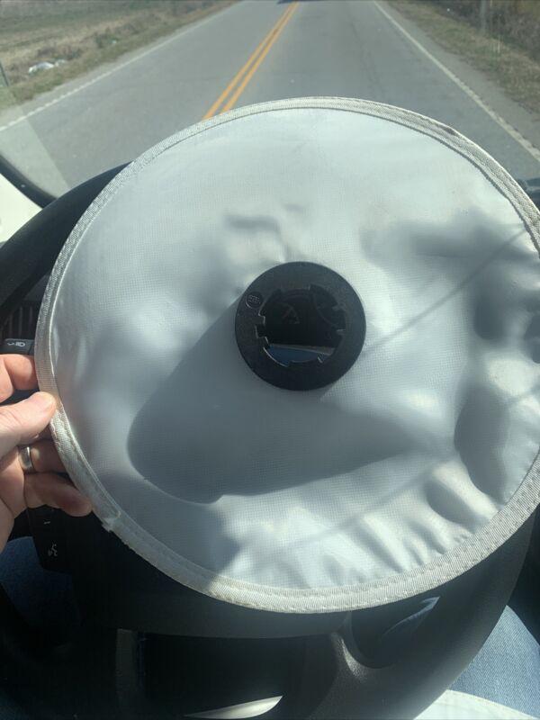 "Spin Disc Filtering Element, 12"" POWDERLESS Firbimatic, Union, Realstar 1402004"