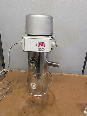 Colortronic Vacuum Receiver Hopper Injection Molding Hopper