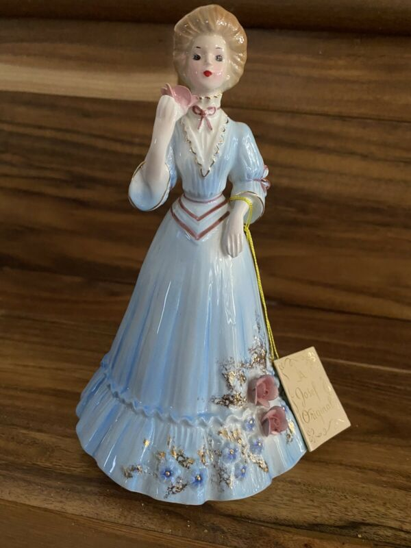 "Vintage Josef Original ""MARIA"" From ""The Gibson Girls"" Series Figurine"