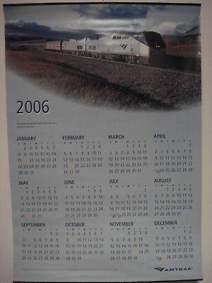 Amtrak Calendar 2006