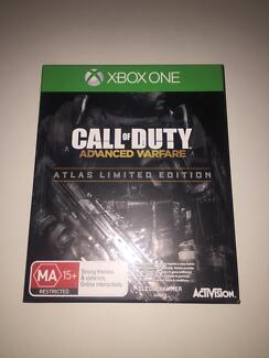 Call Of Duty Advaned Warfare Limited Edition | Battlefield 4
