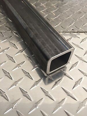 2 X 2 X 14 Hot Rolled Steel Square Tubing X 48 Long