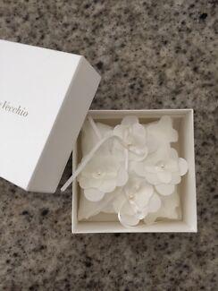Brand New Ponte Vecchio(Japanese jewelry brand) Ring Pillow