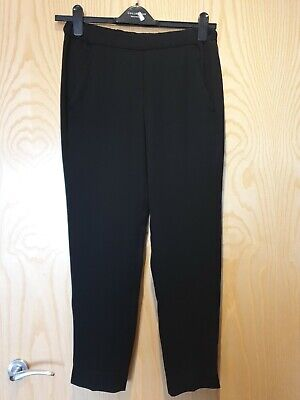 J Crew Black Formal Trousers With Pockets Size 00 (W24)