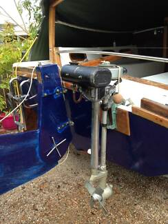 British Seagull Outboard Motor Caboolture Area Preview