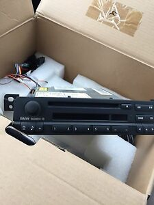 BMW E46 3 series Business CD 6512-6 909 883 radio CD brand new