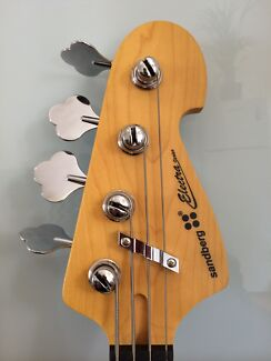 NEW BASS GUITAR - Sandberg Avalon Pittwater Area Preview