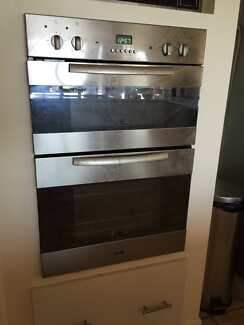Bosch dishwasher,  omega double oven, cook top and sink