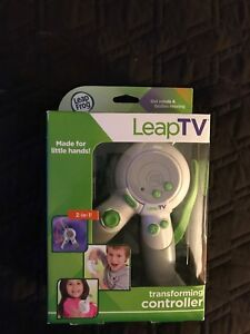 Leaptv transforming controller (Brand New)