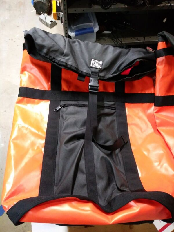 CMC Rescue Rat Pack Protech Orange