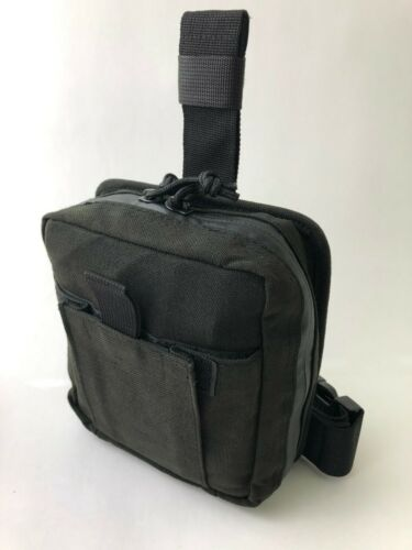 NEW NA Rescue Maritime Assault KIT Pouch Black color 80-0104 Navy Seal US Made