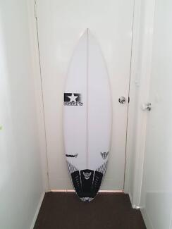 Stuart surfboard