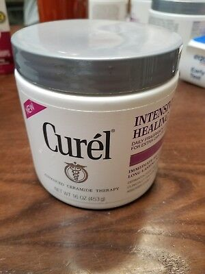 Curel Daily Cream Intensive Healing Fragrance Free 16 oz. better than the