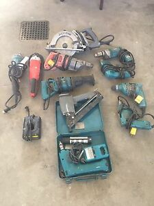 Tool sale. All has to go.