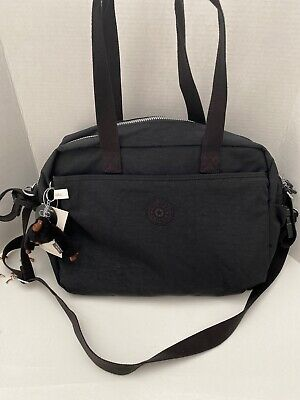 Kipling POPPER Baby Diaper Bag with Changing Pad - Black (TM5556-001)
