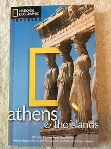 Athens and the Islands Travel book