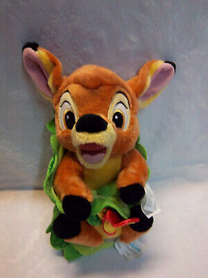 "Disney's Babies Bambi Deer 11"" Plush Soft Toy Stuffed Animal"