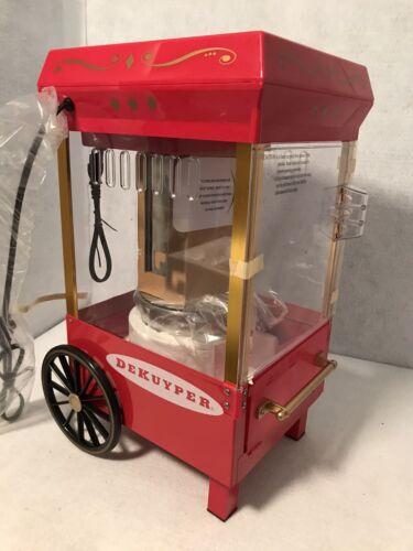 Nostalgia Electrics Old Fashioned Movie Time Popcorn Maker N