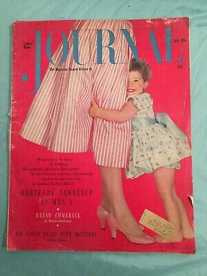 LADIES HOME JOURNAL - July (July Diary)