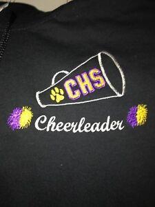 CHS Cheerleading Hoodie