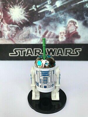 STAR WARS VINTAGE LAST 17 R2D2 POP-UP LIGHTSABRE !!
