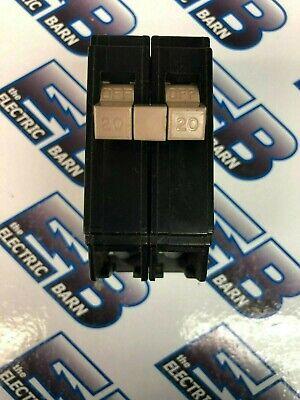 Cutler Hammer Ch220 20 Amp 2 Pole 240 Volt Metal Foot Breaker- Warranty