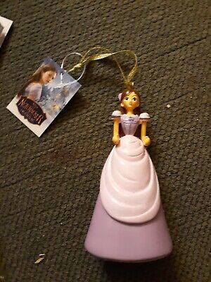 Disney The Nutcracker And The Four Realms Clara Resin Ornament NWT