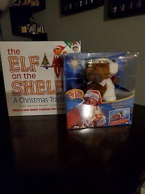 The Elf On The Shelf & Elf Pet St. Bernard Tradition