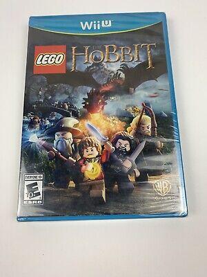 LEGO The Hobbit (Nintendo Wii U): New/Sealed