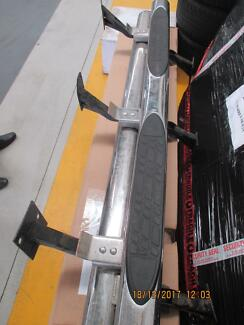 Vw Amarok side steps