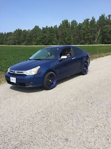 2008 Ford Focus Coupe SE
