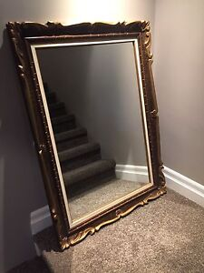 Wood frame with or without mirror