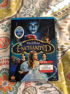 Enchanted DVD from Disney