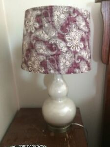 Accent lamp selling for 15