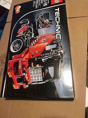 LEGO 42041 Technic Race Truck Brand New Sealed Box Authentic WEAR Dented Box