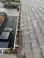 Rain Gutter Cleaning /Clearing Available