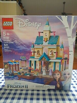 LEGO Set 41167 Disney Frozen 2 Arendelle Castle Village New Sealed Box Elsa Anna