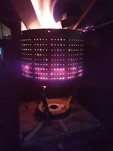 Brand new stainless steel firepit Bidwill Blacktown Area Preview
